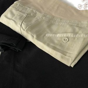 BOGO free Lot of 3 pairs of summer maternity pants